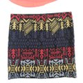 Willow & Clay Mini Skirt Black, Red, Blue, Yellow Image 1