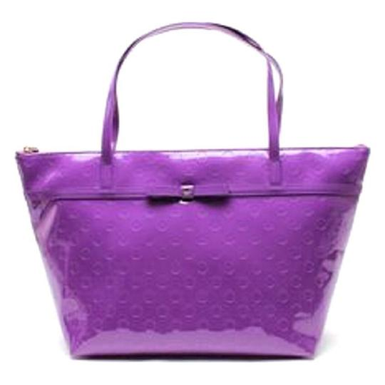 Kate Spade Tote in purple