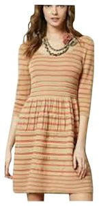 2e937411ba4 Beige Anthropologie Dresses - Up to 70% off a Tradesy