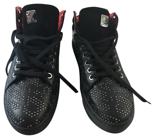 Item - Black and Red New Without Tag Visetos Sneakers Size US 6.5 Regular (M, B)