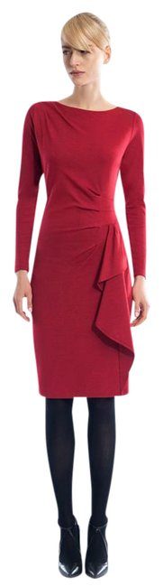 Preload https://img-static.tradesy.com/item/21955804/ronen-chen-red-night-out-dress-size-6-s-0-1-650-650.jpg