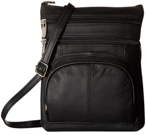 Roma Leathers Cross Body Bag