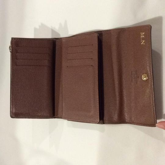 Louis Vuitton Classic Monogram Canvas Alexandra Wallet with Coin Pocket Image 4
