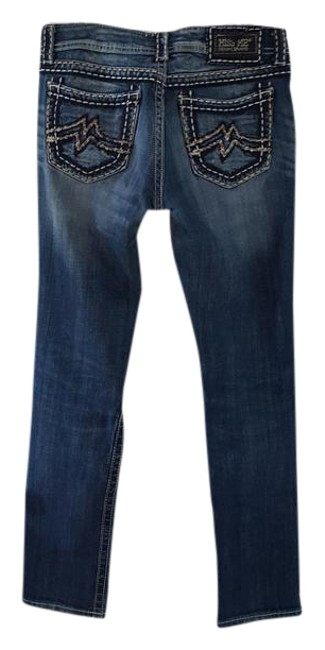 Item - Denim Medium Wash Jd103454 Skinny Jeans Size 30 (6, M)