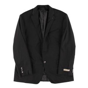 Michael Kors Jacket 40r New Black Blazer