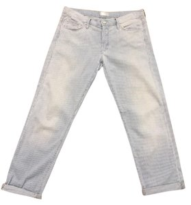 Mother Relaxed Fit Jeans-Light Wash