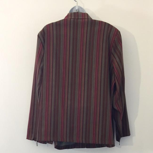 Notations Multi Striped Jacket