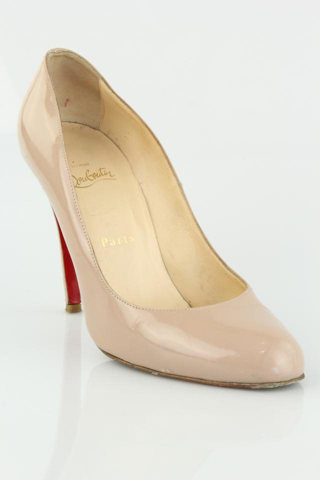 Christian Louboutin Nude Ron 100 Ron 100 Ron Pumps c9ddf2