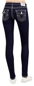 True Religion Skinny Denim Skinny Jeans-Dark Rinse