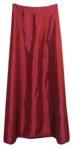 JS Collections Maxi Skirt Red