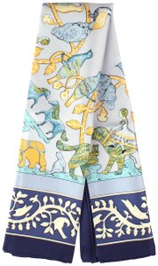 Herms Hermes Early America Scarf