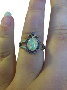 Jared Fire Rainbow Glowing Gemstone Ring