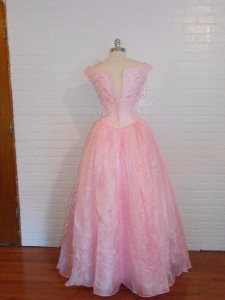 Pink Mary\'s-quincenera/Prom/Formal- Ball Gown- Mr-14 Long Formal ...