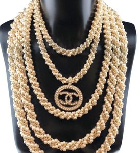 Chanel Chanel NWT SOLD OUT Trimmings Pearls Necklace