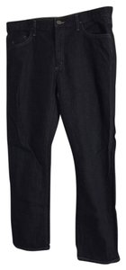 Goldsign for J. Crew J Straight Leg Jeans-Dark Rinse