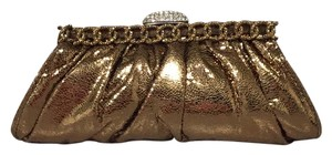 Letty Gold Clutch