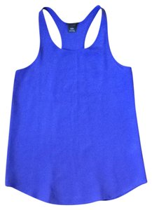 Club Monaco Top Periwinkle