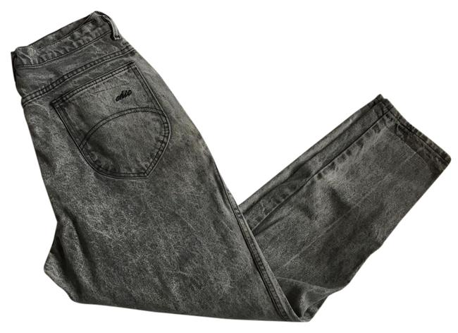 Chic Gray Acid Vintage Wash Straight Leg Jeans Size 29 (6, M) Chic Gray Acid Vintage Wash Straight Leg Jeans Size 29 (6, M) Image 1