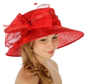 kentucky derby hat New Lace covered sinamay hat formal hat dressy hat