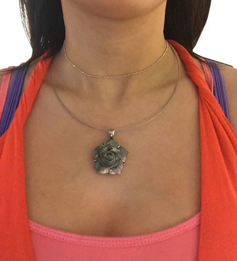 Other New Floating Halo Flower Statement Necklace/Choker