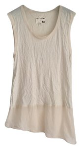 Rag & Bone Rag&bone Tunic Top Cream white