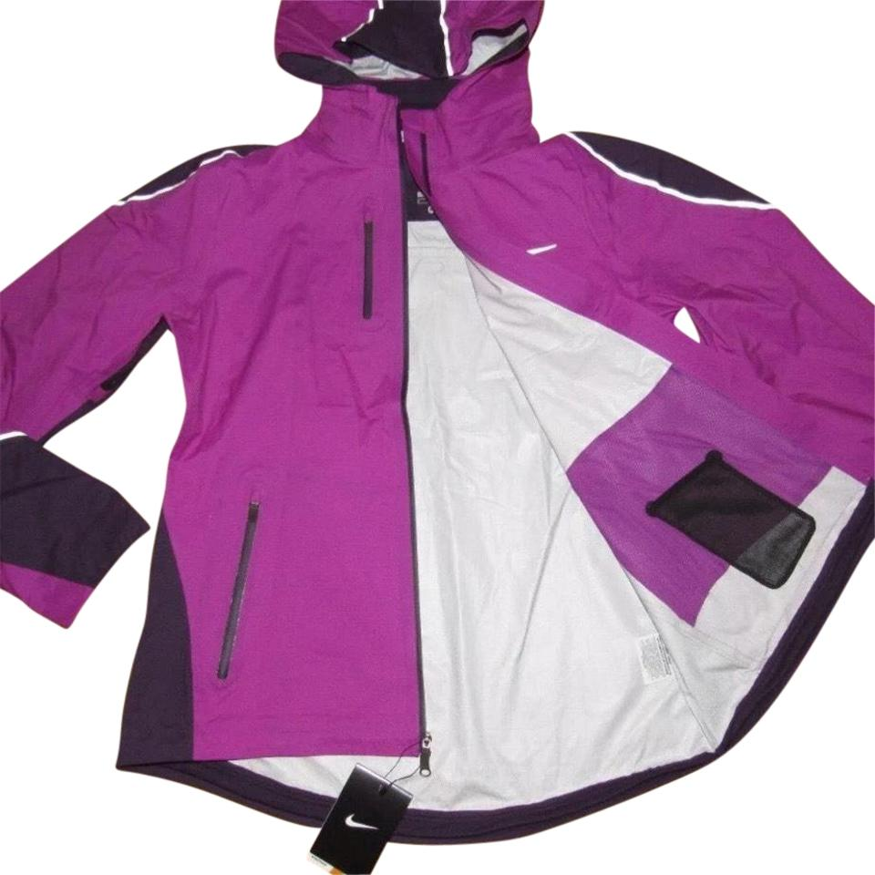 b59f69cabbb5 Nike Purple Women s Hyper Shield M and L Jacket Size 6 (S) - Tradesy