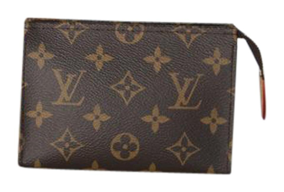 0ed0f6583306 Louis Vuitton Monogram Canvas Toiletry Pouch 15 Cosmetic Bag - Tradesy