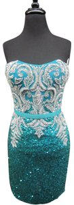 Scala Prom Pageant Homecoming Dress