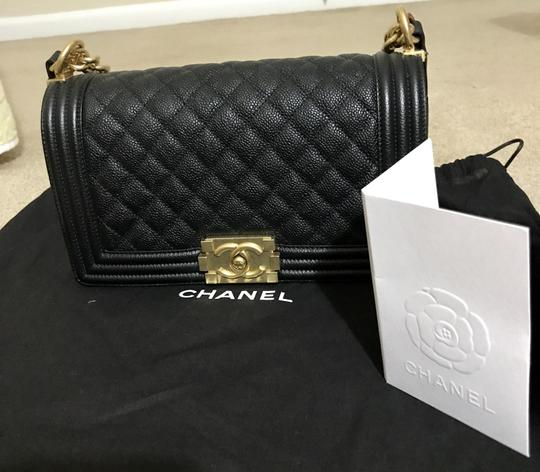 22e81ec6be13a0 Chanel Boy Bag Caviar Leather Price | Stanford Center for ...