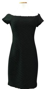 Brat Star short dress black on Tradesy