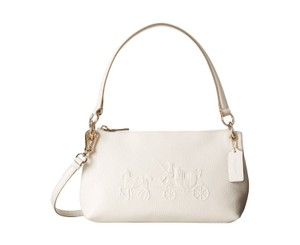 Coach Leather Wedding Fancy Classic Cross Body Bag