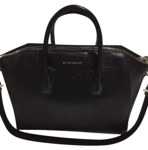 Givenchy Runway Satchel in Black