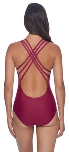 Body Glove Smoothies Crossroads One-Piece Swimsuit