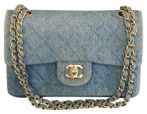 Chanel Flap Vintage Quilted Cross Body Bag
