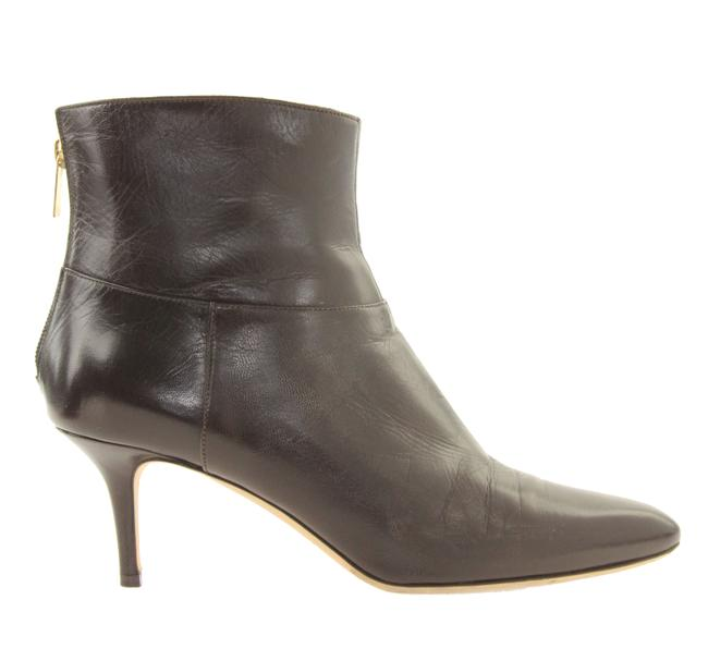 Item - Brown Leather Boots/Booties Size EU 40 (Approx. US 10) Regular (M, B)