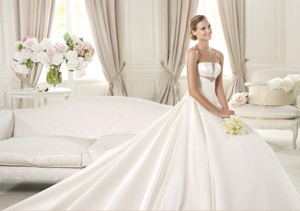 Pronovias Uley Wedding Dress