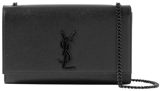 Preload https://img-static.tradesy.com/item/21971077/saint-laurent-monogram-kate-ysl-medium-in-grain-de-poudre-embossed-black-leather-shoulder-bag-0-6-540-540.jpg