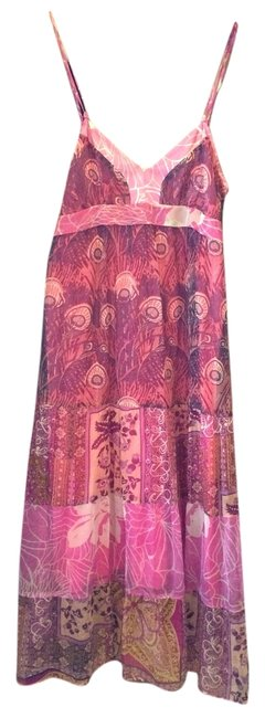 Purple and Pink Maxi Dress by Kimchi Blue Summer