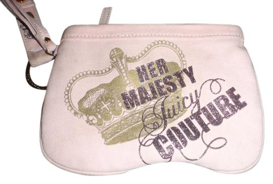 Juicy Couture Wallet Small Pouch Small Wallet Wristlet in Pink