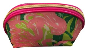 Lilly Pulitzer for Target Lilly Pulitzer for Target Pink Flamingo Print Makeup Bag