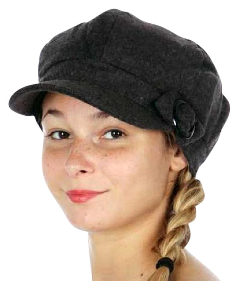 50f2e48cd0986 cabbie hat New Womens bakerboy Newsboy Cabbie Cap Hat Image 0 ...