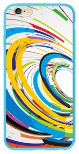 Other Color Swirls Iphone 6 case