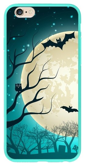 Other Bat Moon Rising Iphone 6 Case