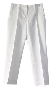 Celine Trousers Trouser Pants White