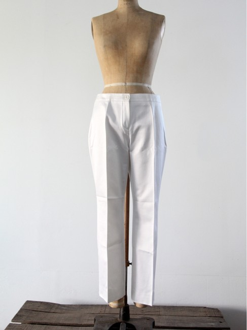 Celine Trouser Pants White