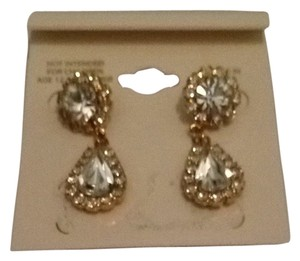 Other Crystal Drop Earrings