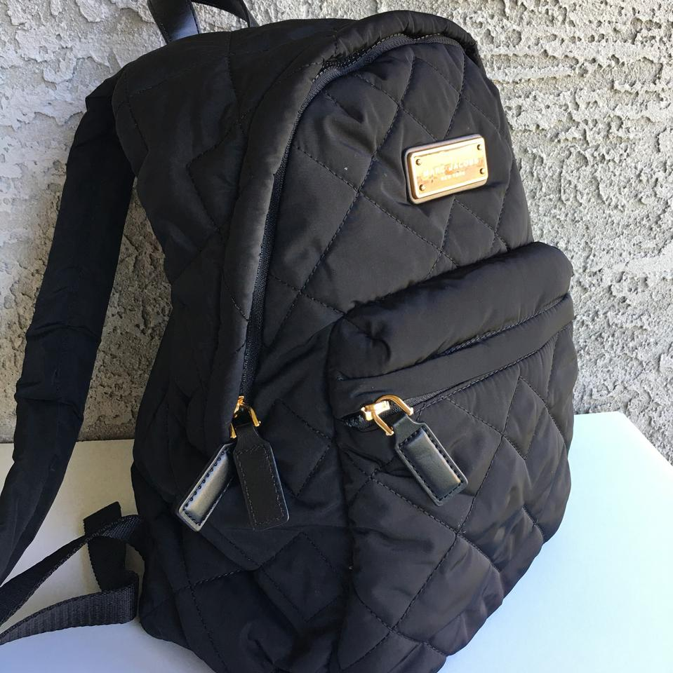 8d82425dca6cd Marc Jacobs Quilted Nylon Backpack - Tradesy