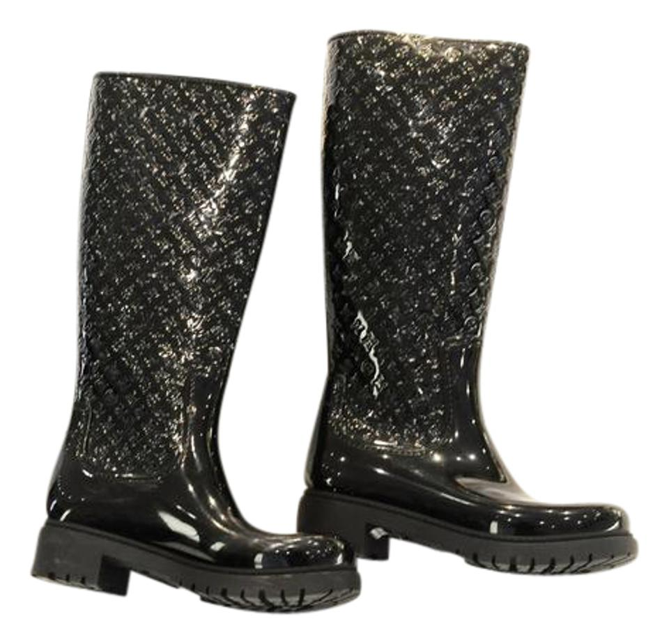 Louis Vuitton Rain Boots - Up to 70% off at Tradesy - photo #46