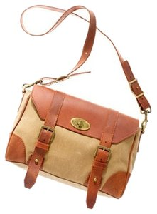 Madewell Satchel Turnlock Shoulder Bag