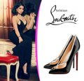 Christian Louboutin Sandals Slingback Daffodile Black Pumps Image 3